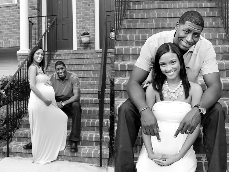 04Maternity Portraits BW