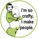 Thumbnail image for I'm So Crafty…. (What's New for 2013)