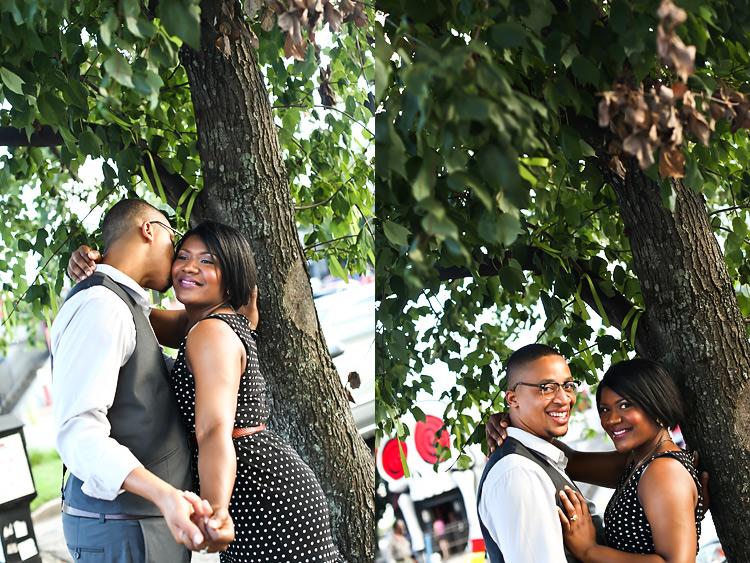 LittleFive Engagement Outdoors