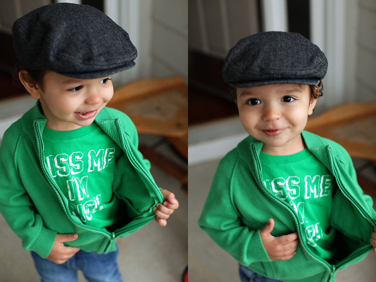 Irish Toddler