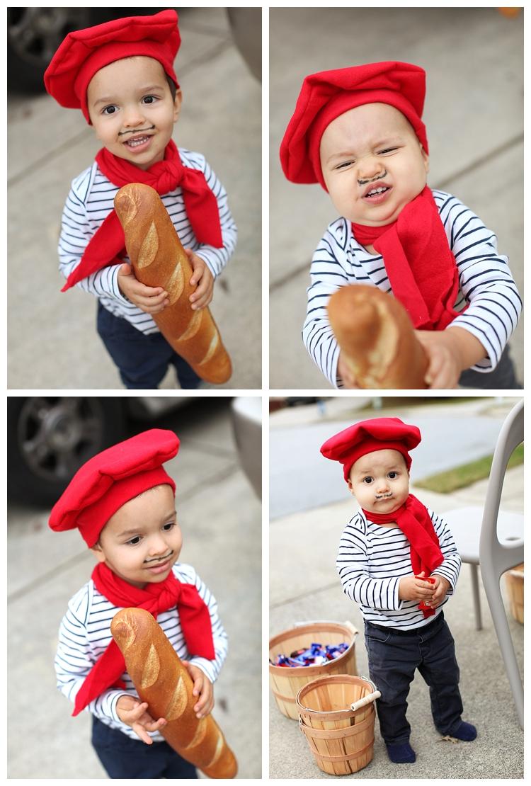 FrenchMan Halloween Costumes